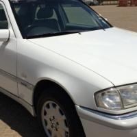 1999 Mercedes-Benz C240 A/T Elegance