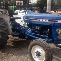 S1370 Pre-Owned Ford 2610 Tractor/Trekker R 64,000.00