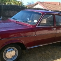 1976 chev LS 1300 to swop for a bakkie