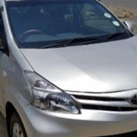 Toyota Avanza TOYOTA AVANZA 1.5 SX AUTOMATIC