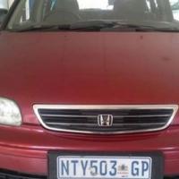 Honda Odyssey 2.2 v-tec