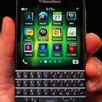 blackberry Q10 cellphone