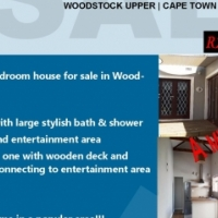 Lovely renovated 2 Bedroom house for sale in Woodstock Upper