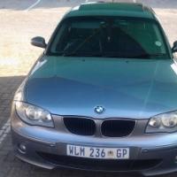 BMW120i 2006 model for sale