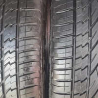 Two 95% tread 255/50/19 Continental Cross Contact UHP tyres fits Range Rover Big Body