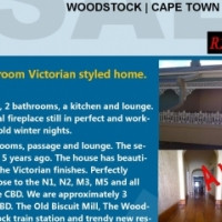 Beautiful Victorian style 3 Bedroom house in Woodstock