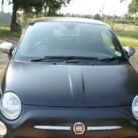 2012 Fiat 500 1.4 Sport Matte Black Limited Editio