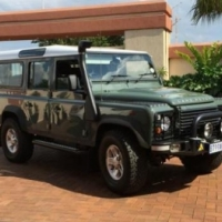 2013 Land Rover Defender 110