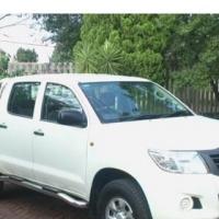 Toyota Hilux SRX Legend D/Cab 4x4