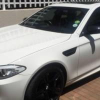 BMW  M5 2012 model,