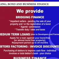 Bridging,Bonds And Business Finance