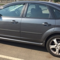 ford focus bz1,6 sports