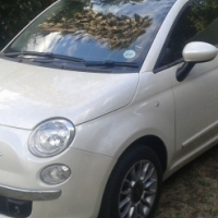 2013 Fiat 500 1.4 Automatic Sport Cabriolet