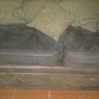 Grafton everest 2 seater couches x 2.