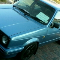 hi am selling my golf its in perfeck condition its a 1.4i