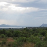 5.4 Hectares 5km East of Hartbeespoort with 2 small houses