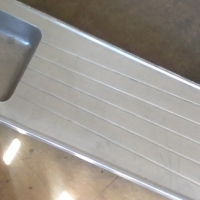 Stainless Steel Sit on Sinks