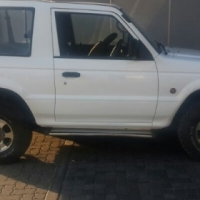 URGENT SALE - 1998 Pajero to swap or buy