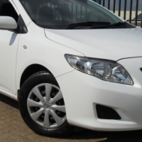 2009 Toyota Corolla 1.6 Advance auto hard to find Bargain R89900 Great Condition Tessa 0760381312