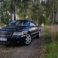2002 Audi S8 Quattro Tiptronic in great condition
