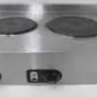 Anvil STA0002 Stove Top Double Plate Brand:Anvil Product Code:STA0002 Power:240 Volt, 3.2kW 15amp