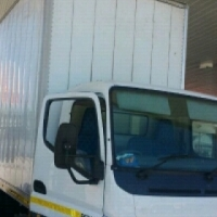 4 ton truck for hire/rent/contract