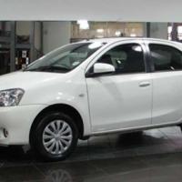 Toyota Etios hatch 1.5 Xs 5Dr