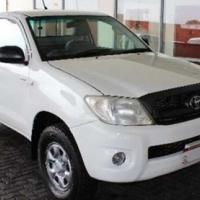 Toyota Hilux 2.5 D-4D SRX P/U S/C 4X2