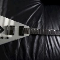 Dean VMNT Guitar Silver
