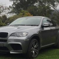 2011 BMW X6 M - Motorplan - Like new!!
