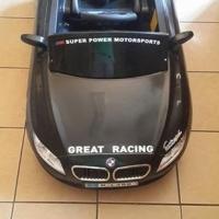 Childrens vehicle racecar edition