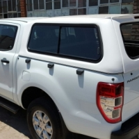 BRAND NEW FORD RANGER T6 2012-2016 DC WHITE CANOPY FOR SALE!!!
