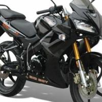 BIG BOY GPR250R MOTORBIKE
