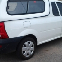 BRAND NEW NISSAN NP200 LOW-LINER WHITE CANOPY FOR SALE!!!!!!!!