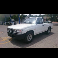 2012 Toyota Hilux 2.4D LWD