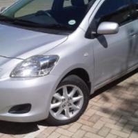 2010 Toyota Yaris Sedan T3 RF Limited