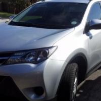 2012 TOYOTA RAV4 4X4 2.0 MT GX