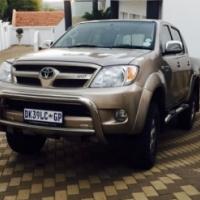 Toyota Hilux Double Cab 4x4 3.0 D4D