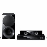 SAMSUNG HEIGHT ADJUSTABLE HOME THEATER SYSTEM
