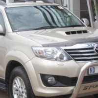 Toyota Fortuner 3.0D 4D automatic7seater