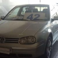 VW Golf 4 1.9 TDI HIGHLINE