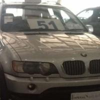 BMW X series SUV X5 4.6i