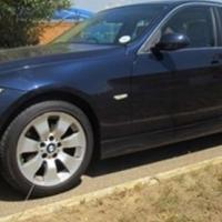 BMW 3 Series 323i AUTO MAN