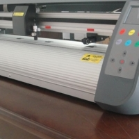 Make Accurately Outlined Stickers With Vinyl Cutters from V-Smart Series