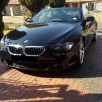 2005 BMW 6-Series Convertible