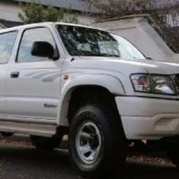 2003 Toyota Hilux 2700i Double Cab