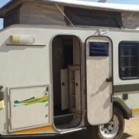 1999 Jurgens Explorer 4x4 Caravan