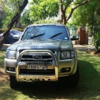 2007 Ford Ranger Double Cab