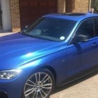 2014 BMW 3 SERIES 320i 5dr M Performance