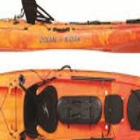 Fishing Kayak C-kayak Malachite